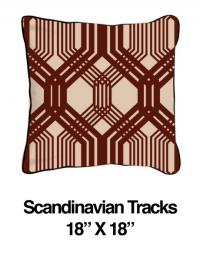 Scandinavian Tracks Brown
