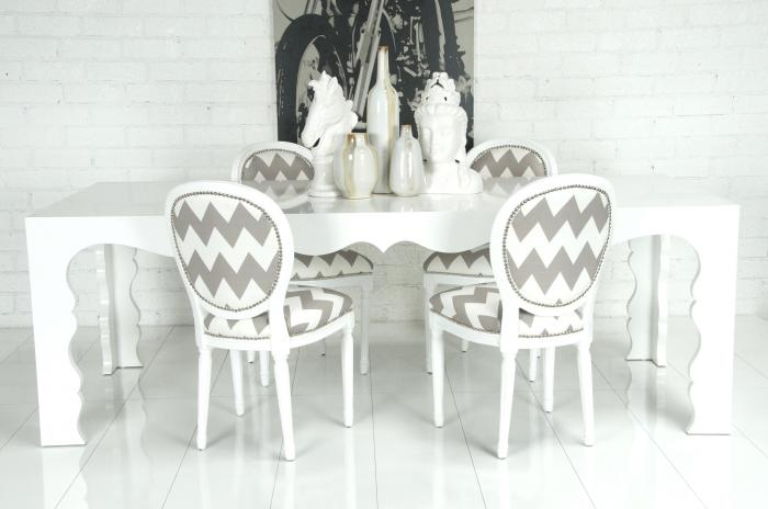 Print Dining Room Chair Chair Pads Amp Cushions