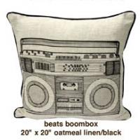 Beats Boombox White / Black