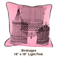 Birdcages Light Pink