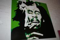 Bob Marley Original Artwork # 2