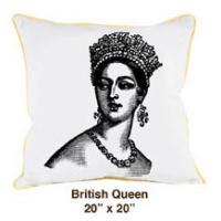 British Queen White / Black / Yellow