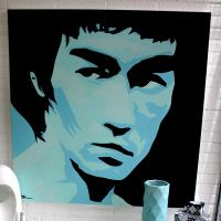 Bruce Lee Artwork # 1
