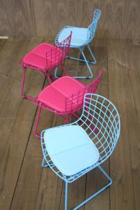 [TEMPORARILY OUT OF STOCK] Kids Bertoia Reproduction Chair (pair)