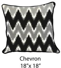 Chervon Black/White/Gray