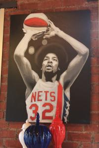 Dr-J Original Artwork