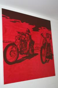 Easy Rider Original Artwork # 2