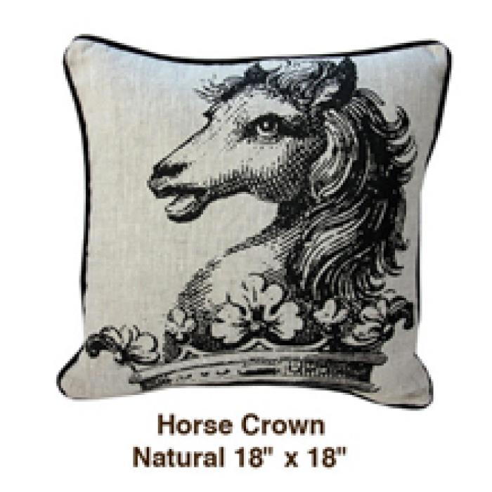 Horse Crown Natural