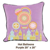 Hot Balloons Purple