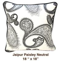 Jaipur Paisley Neutral
