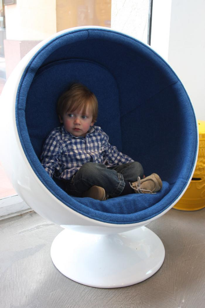 Kids ball chair for Kids sitting furniture