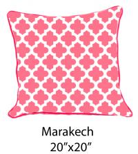 Marrakech White/Pink