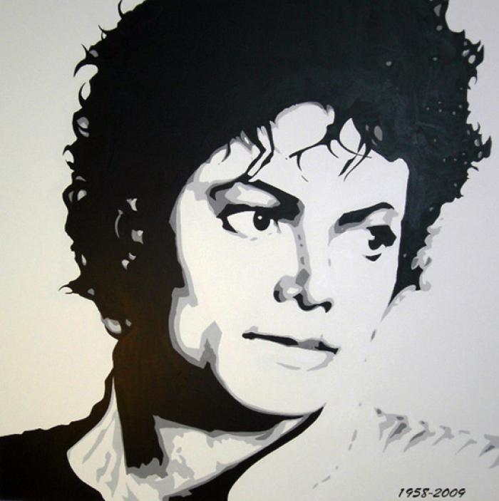 Michael Jackson Original Artwork # 2