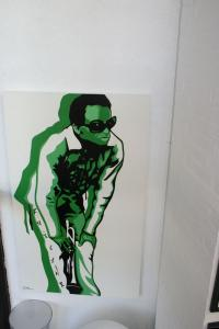 Miles Abstract Original Artwork # 2