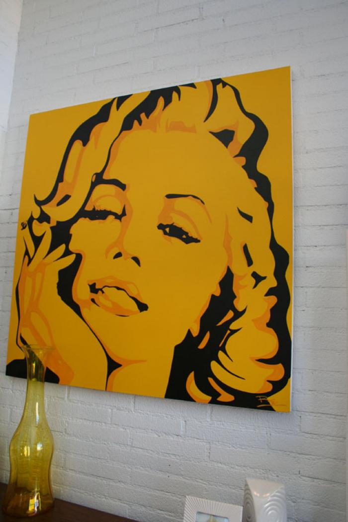 Monroe Original Artwork # 2