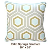 Palm Springs Seafoam