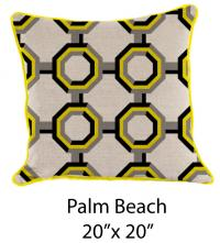 Palm Beach Oatmeal/Yellow/Black/Gray