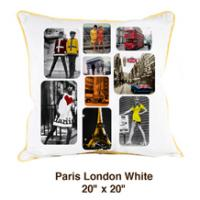 Paris London White