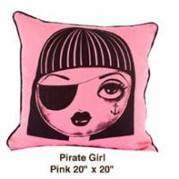 Pirate Girl Pink