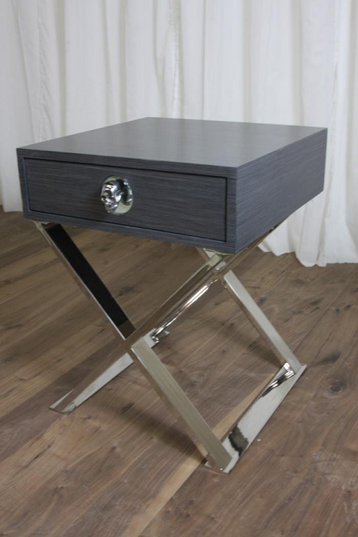 Rocker boca x base side table for Side table base