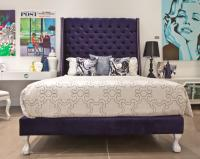 St. Tropez Bed in Navy
