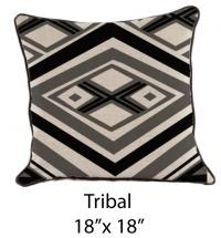 Tribal Oatmeal/Black/Gray