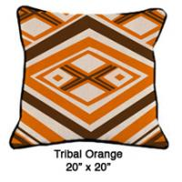 Tribal Orange