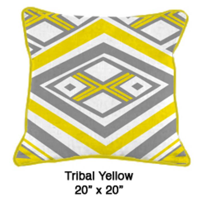 Tribal Yellow