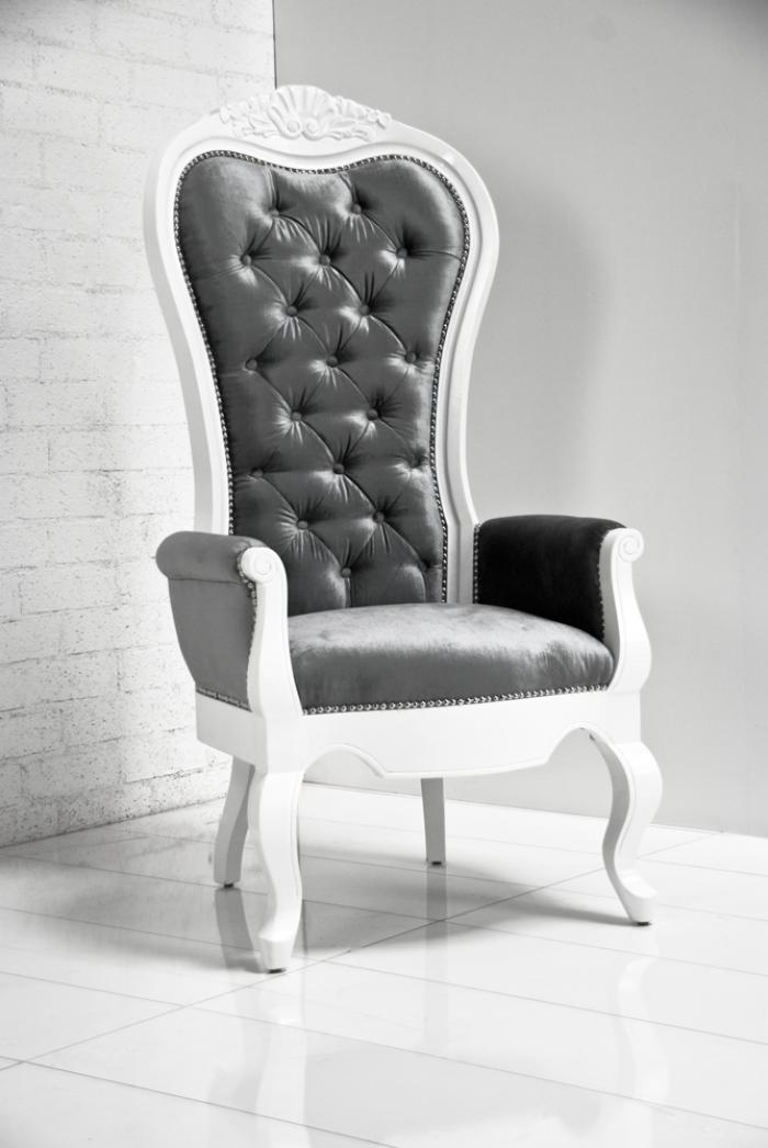 Www Roomservicestore Com Riviera Wing Chair In Charcoal