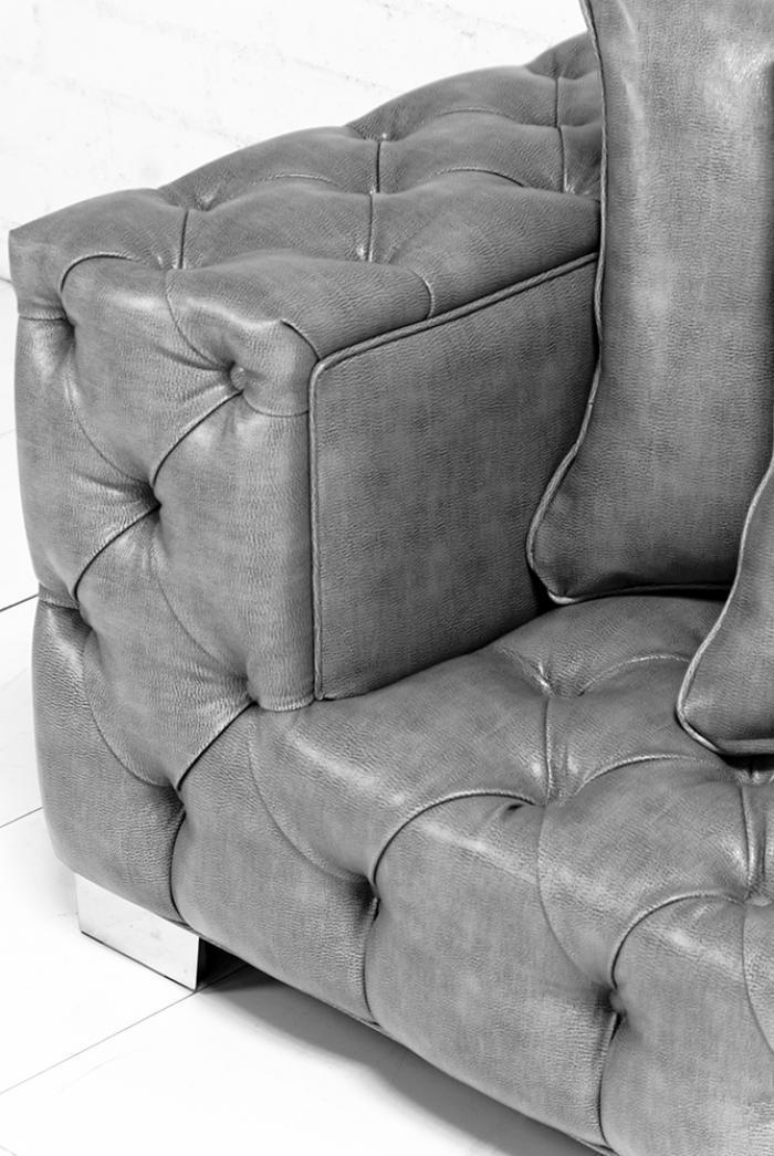 Www Roomservicestore Com Tufted Fat Boy Sofa In Grey