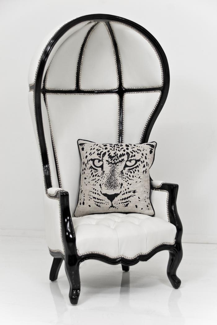 Www Roomservicestore Com Balloon Chair In Cream Lizard