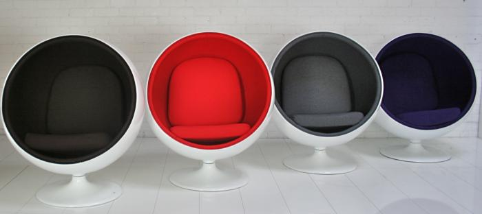 Www Roomservicestore Com 60 S Mod Ball Chair More Colors