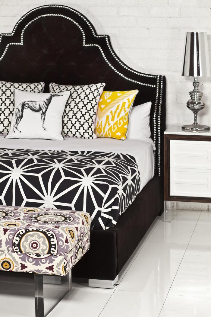 Bedroom Dimensions For Queen Bed