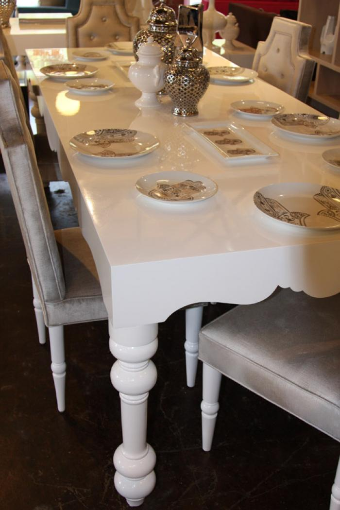 www.roomservicestore.com - Bel Air Dining Table in High ...